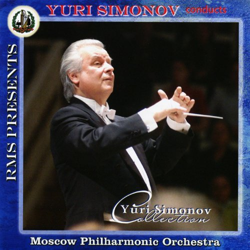 Yuri Simonov Collection: Mozart: Opera Overutres and Symphonies No 39, 40, 41