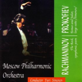Russian Music Society presents:Rachmaninov -The Rock, Prokofiev – Romeo and Juliet, conductor Yuri Simonov
