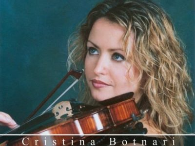 Russian Music Society Presents: Cristina Botnari, (techno version) Prelude By Bach