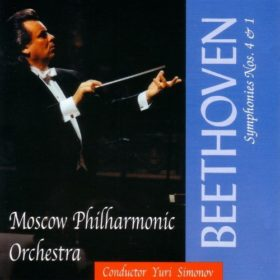 Beethoven – Symphonies Nos. 4 & 1, conductor Yurii Simonov