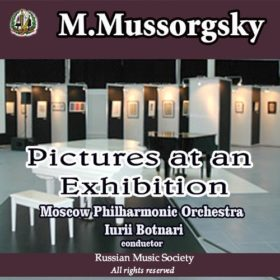Borodin: Prince Igor Opera – Mussorgsky: Pictures at an Exhibition – Tchaikovsky: Sleeping Beauty, Spanish Dance, Hungarian Danc