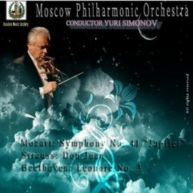 "Mozart: Symphony No. 41 ""Jupiter"" – Strauss: Don Juan – Beethoven: Leonore No. 3"