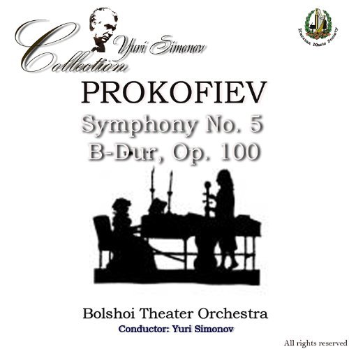 Prokofiev: Symphony No. 5 B-Dur, Op. 100 – Shostakovich: The Assault of Red Mountain, F-Dur, Op. 89a & Symphony No. 9, Es-Dur, (Out of Print,,Live,Collection)