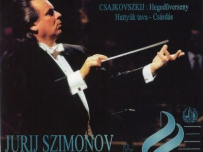 Mussorgsky: A Night on a Bare Mountain – Tchaikovsky: Violin Concerto & Chardash from Swan Lake