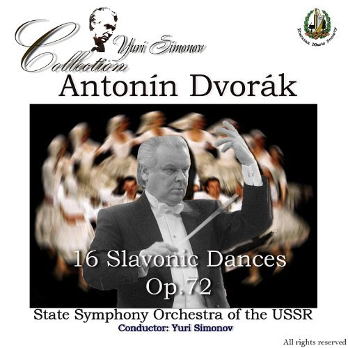 Dvorak: 16 Slavonic Dances