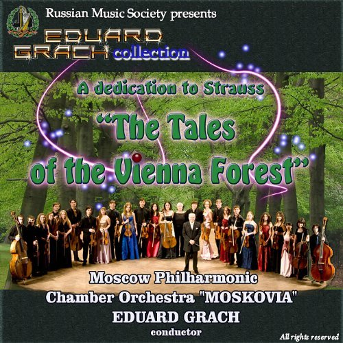 The Tales of the Vienna Forest – A dedication to Strauss