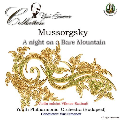 Mussorgsky: A Night on a Bare Mountain