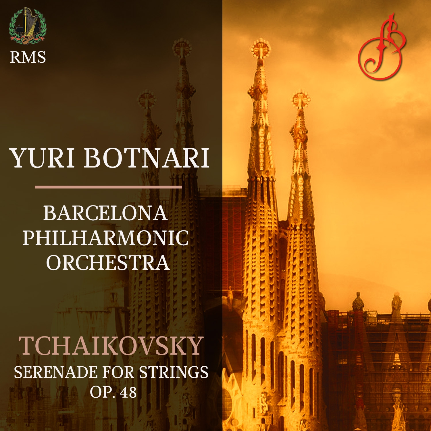 Tchaikovsky: Serenade for Strings in C Major, Op. 48