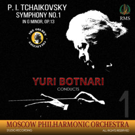 "Tchaikovsky: Symphony No. 1 in G Minor, Op. 13 ""Winter Dreams"""